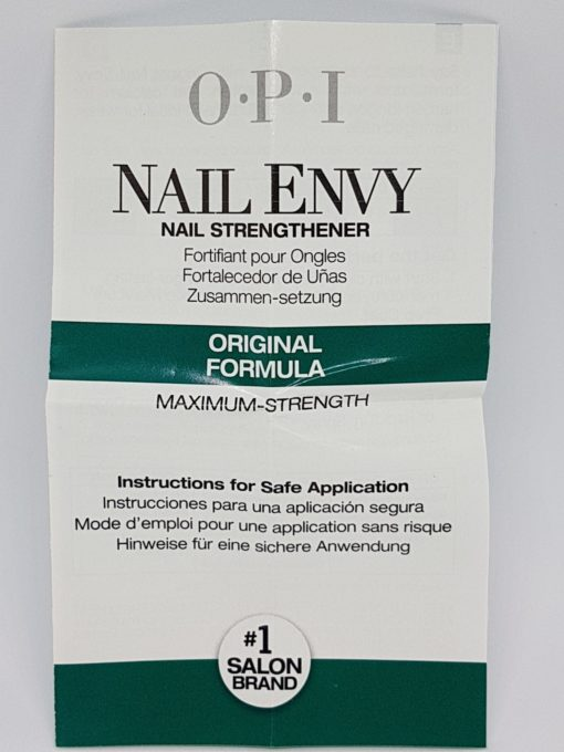 OPI ENVY