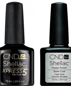 shellac top xpress5 base