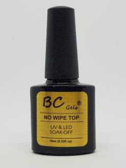 bc gels no wipe top 10ml