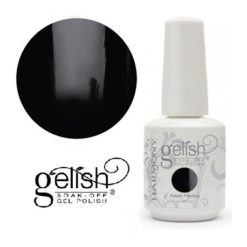 gelish black shadow