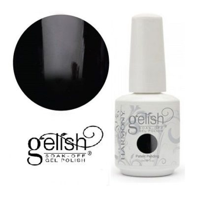 gelish black shadow